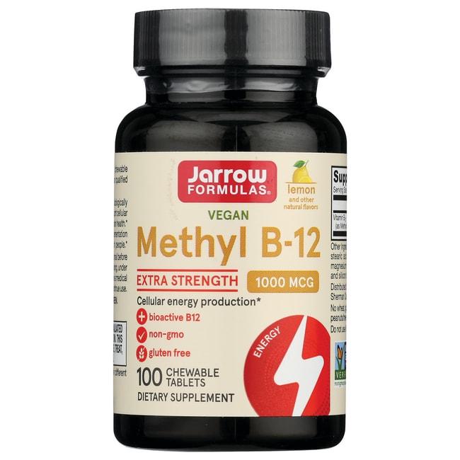 Jarrow Formulas, Inc. Methyl B-12 Methylcobalamin