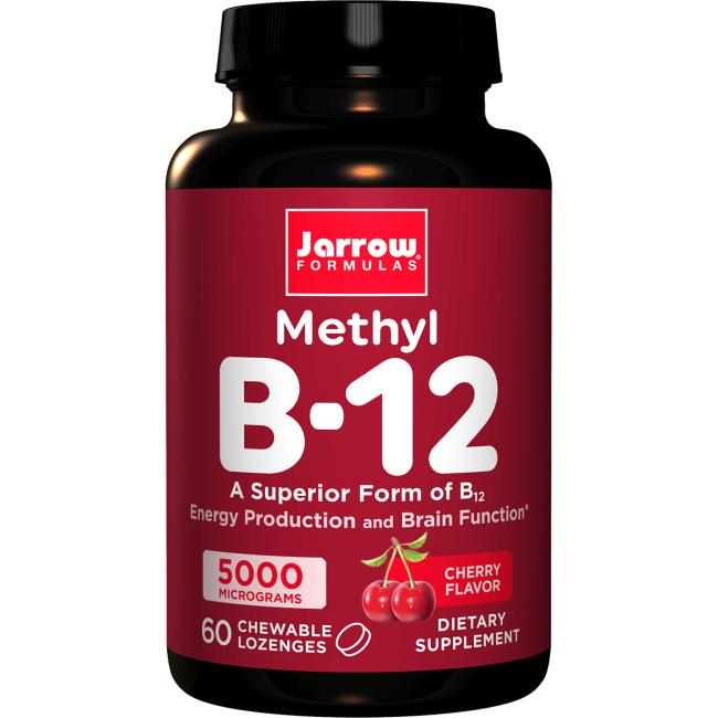 Jarrow Formulas, Inc.Methyl B-12 Methylcobalamin