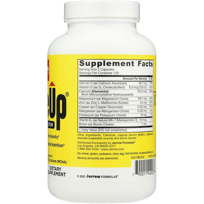 Jarrow Formulas, Inc.Bone-Up Close Up