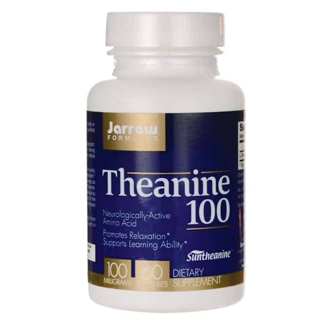 Jarrow Formulas, Inc.Theanine