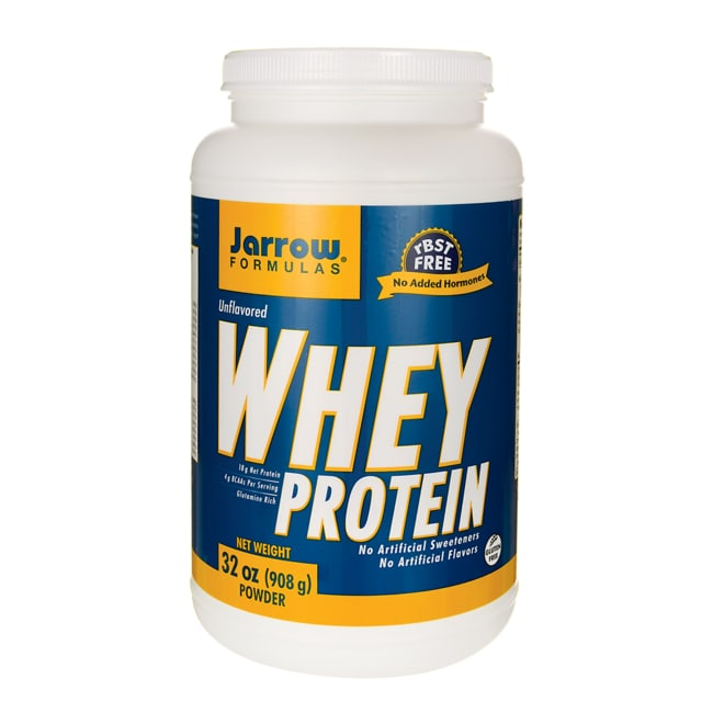Jarrow Formulas, Inc. Whey Protein Powder - Unflavored