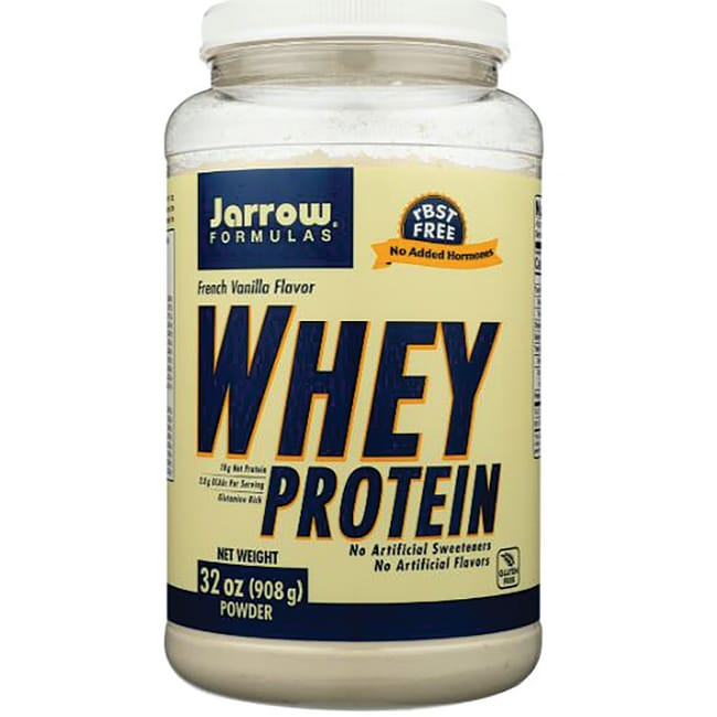 Jarrow Formulas, Inc. Whey Protein Powder French Vanilla