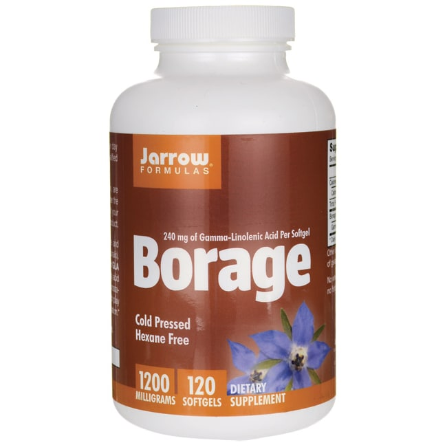 Jarrow Formulas, Inc. Borage