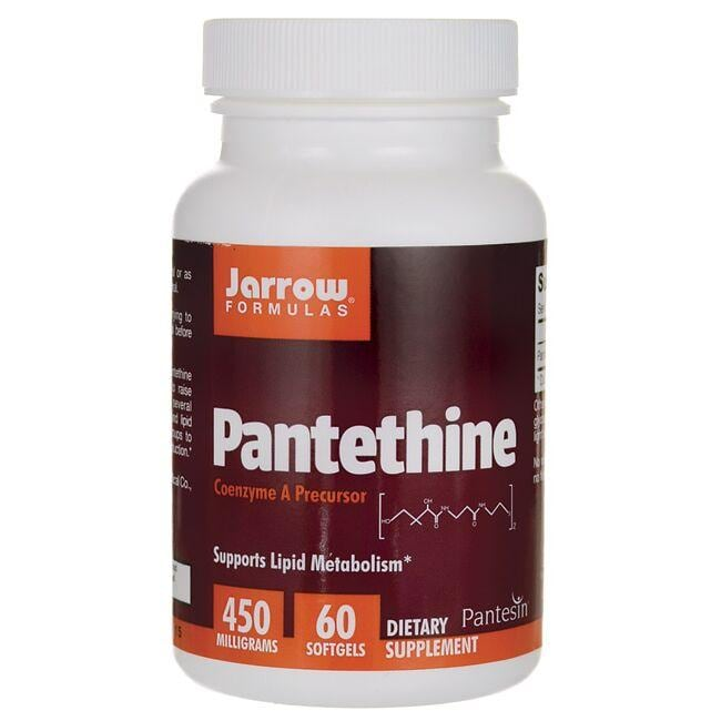 Jarrow Formulas, Inc. Pantethine