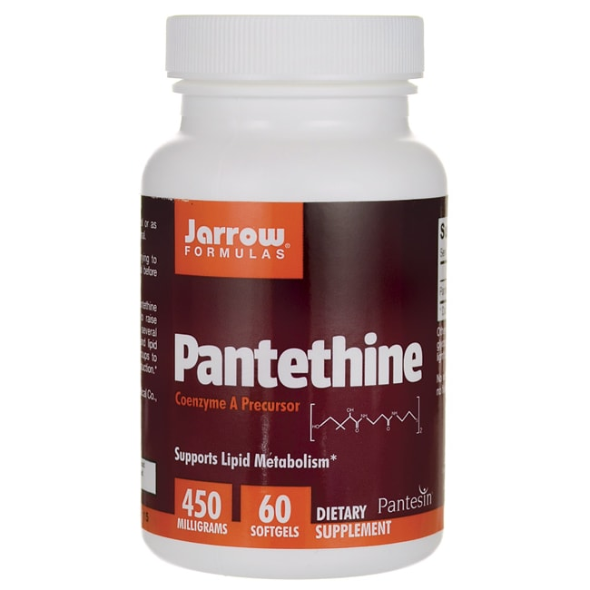 Jarrow Formulas, Inc.Pantethine