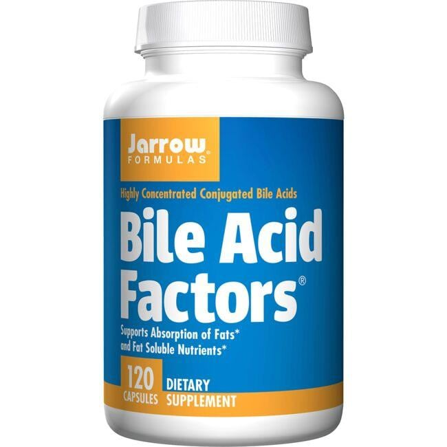 Jarrow Formulas, Inc.Bile Acid Factors
