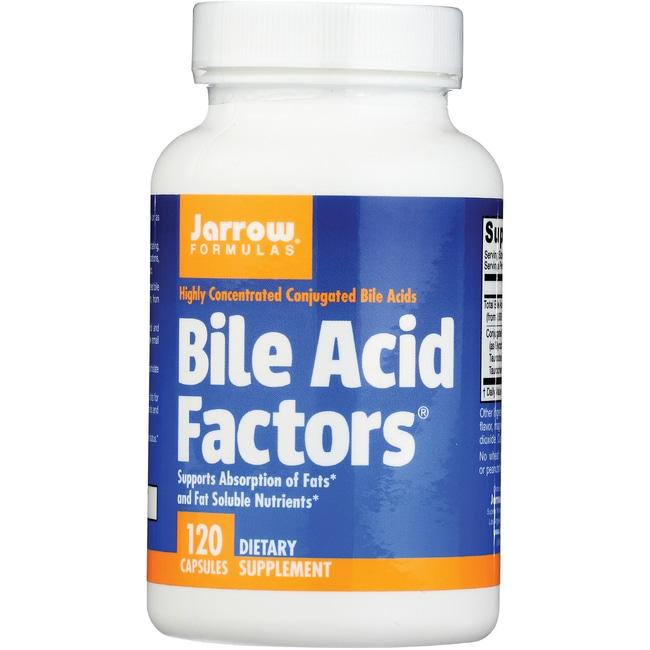 Jarrow Formulas, Inc. Bile Acid Factors