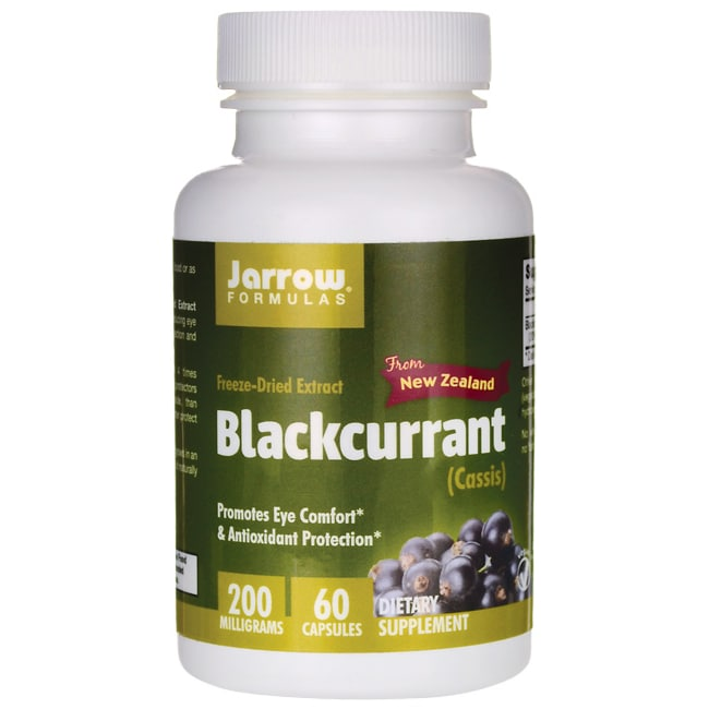 Jarrow Formulas, Inc.Blackcurrant Freeze-Dried Extract