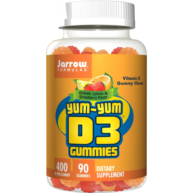 Jarrow Formulas, Inc. Yum Yum D3 Gummies