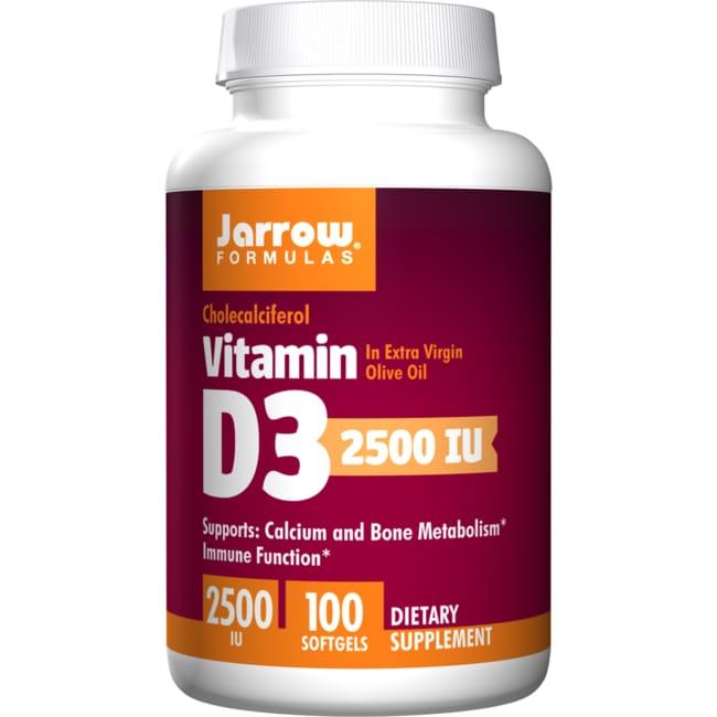 Jarrow Formulas, Inc. Vitamin D3