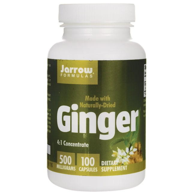Jarrow Formulas, Inc.Ginger
