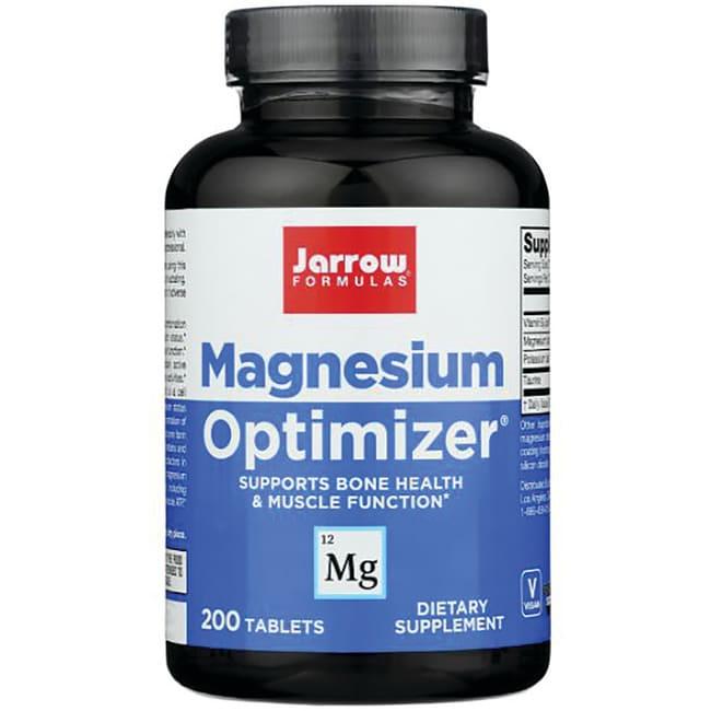 Jarrow Formulas, Inc. Magnesium Optimizer Magnesium Malate