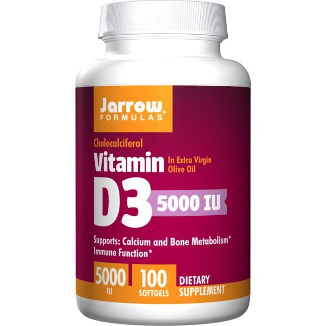 Jarrow Formulas, Inc. Vitamin D3