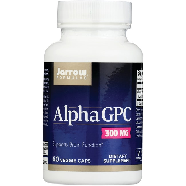 Jarrow Formulas, Inc.Alpha GPC 300