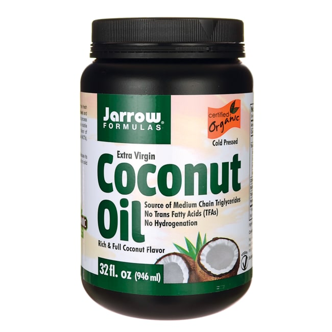 Jarrow Formulas, Inc. Extra Virgin Coconut Oil