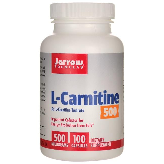 Jarrow Formulas, Inc. L-Carnitine 500
