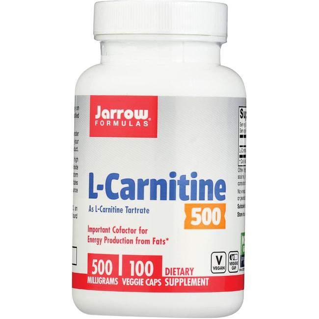 Jarrow Formulas, Inc. L-Carnitina 500