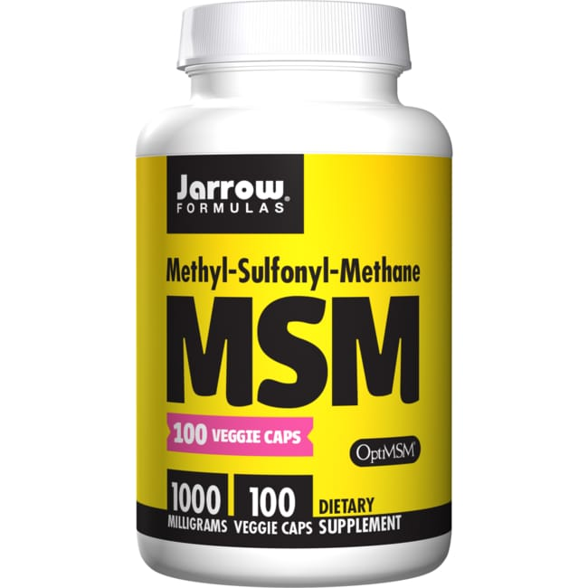 msm methyl sulfonyl methane Methyl-sulfonyl-methane optimsm dietary fiber suitable for vegetarian/vegans vegan non-gmo jarrow formulas msm is an organic source of bioavailable sulfur.