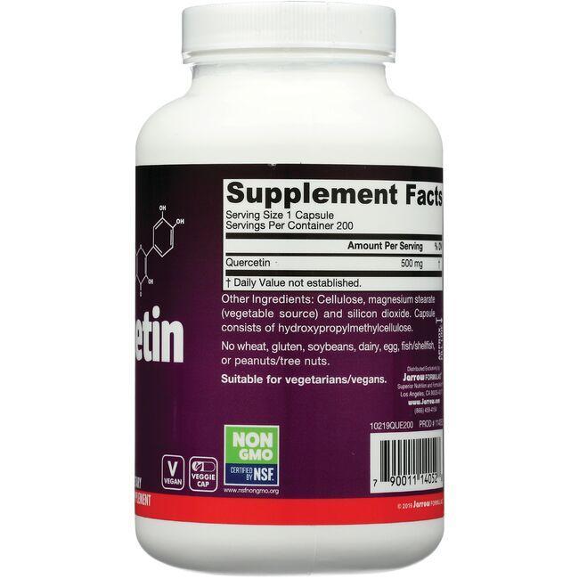 Jarrow Formulas, Inc.Quercetin Close Up