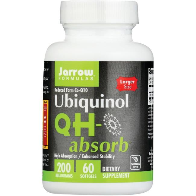 Jarrow Formulas, Inc.Ubiquinol QH-absorb