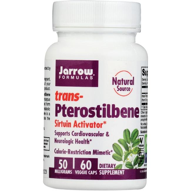 Jarrow Formulas, Inc.Trans-Pterostilbene