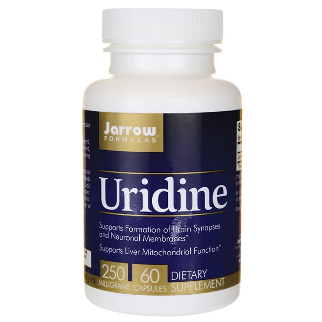 Jarrow Formulas, Inc.Uridine