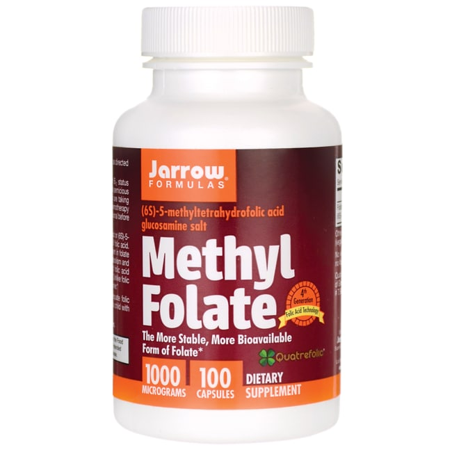Jarrow Formulas, Inc.Methyl Folate