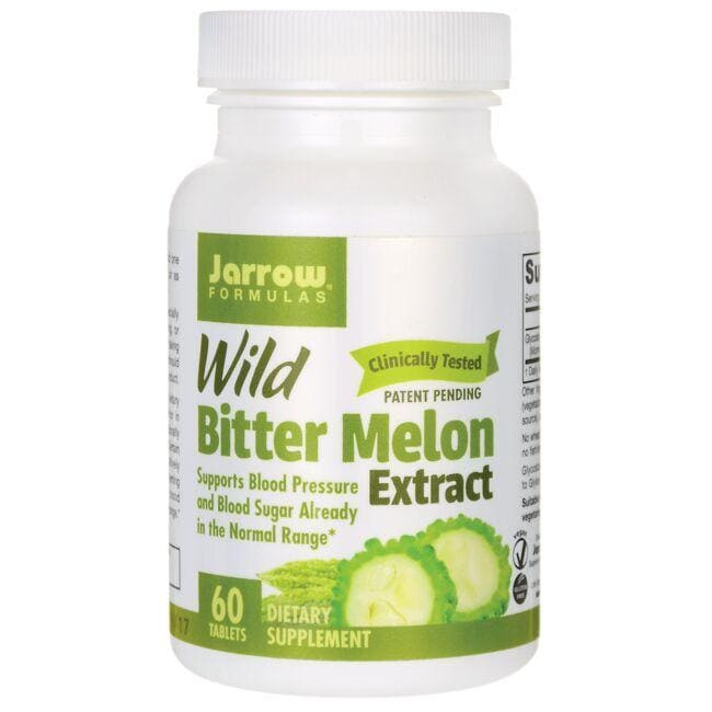 Jarrow Formulas, Inc.Wild Bitter Melon Extract