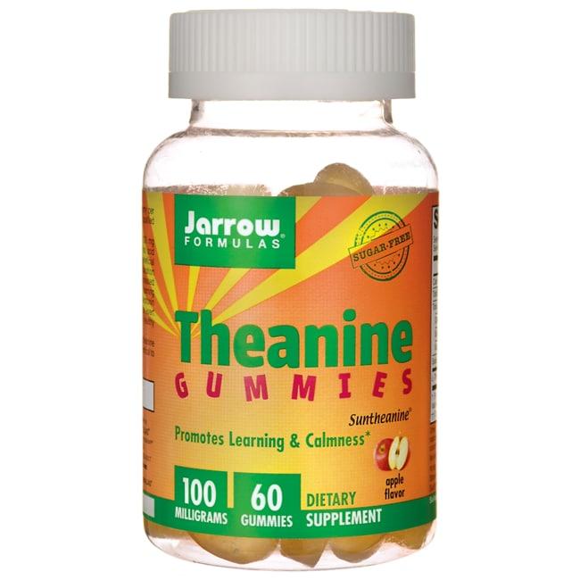 Jarrow Formulas, Inc.Theanine Gummies - Apple Flavor