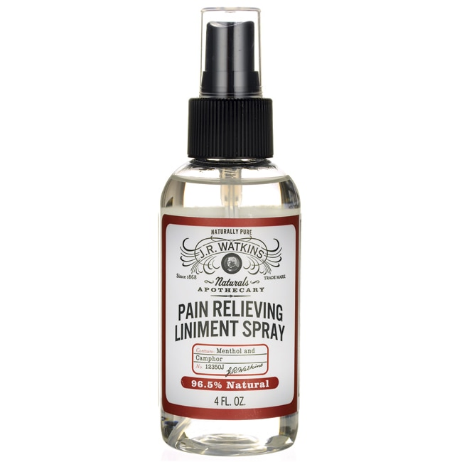 J.R. WatkinsPain Relieving Liniment Spray