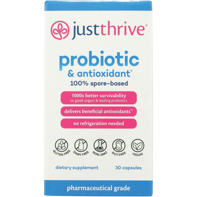 Just ThriveJust Thrive Probiotic & Antioxidant