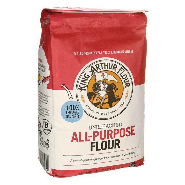 King Arthur FlourUnbleached All-Purpose Flour
