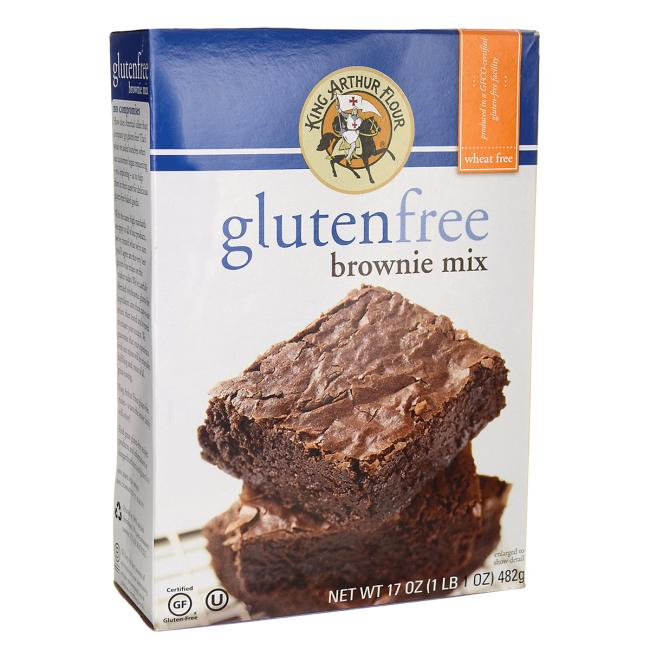 King Arthur FlourGluten Free Brownie Mix