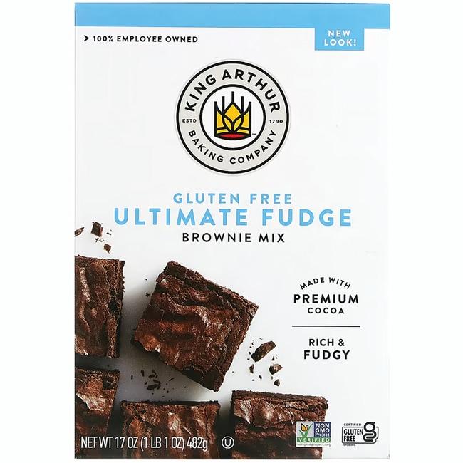 Gluten free brownies king arthur