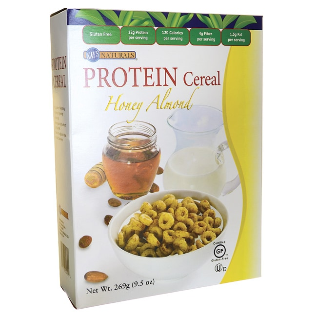 Kay's Naturals Protein Cereal - Honey Almond