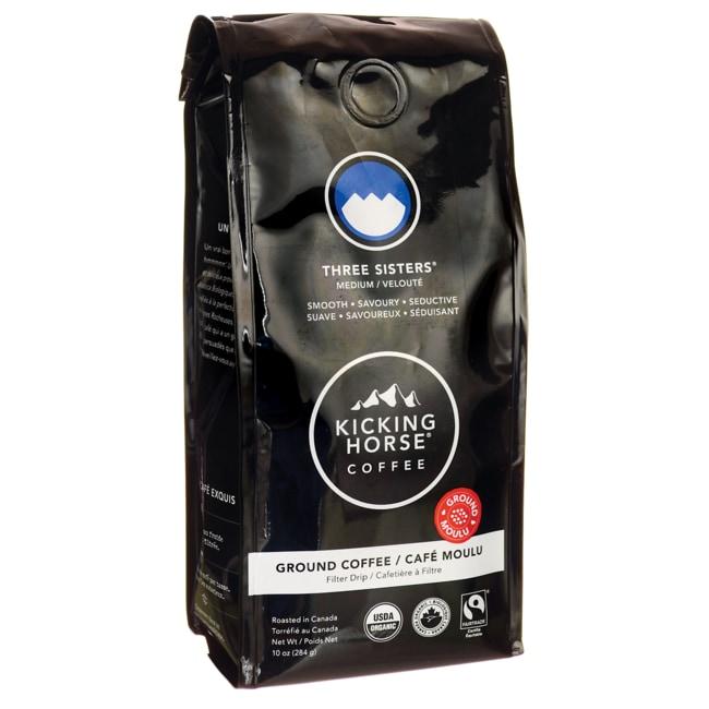 Kicking Horse CoffeeThree Sisters - Medium Roast, Ground