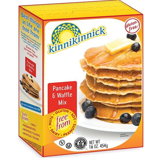 Kinnikinnick FoodsPancake & Waffle Mix