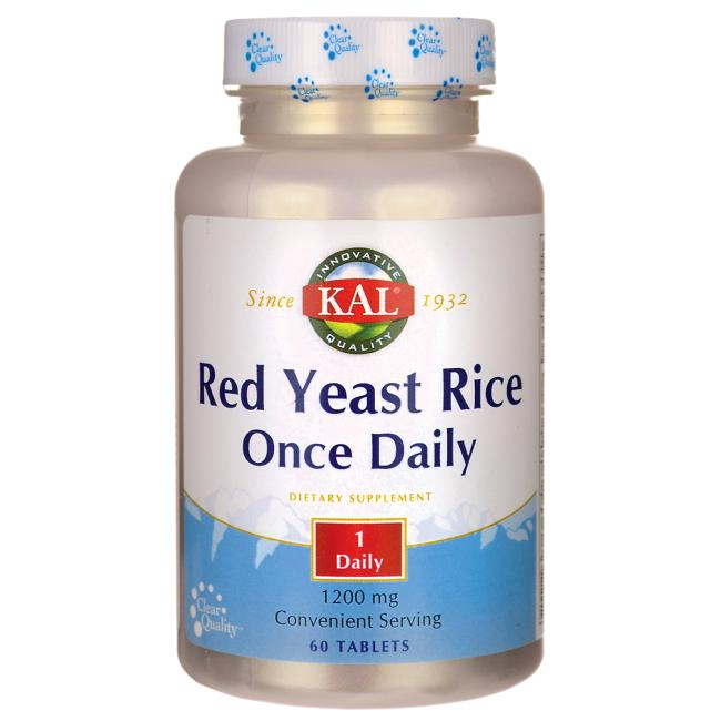 Kal Once Daily Red Yeast Rice