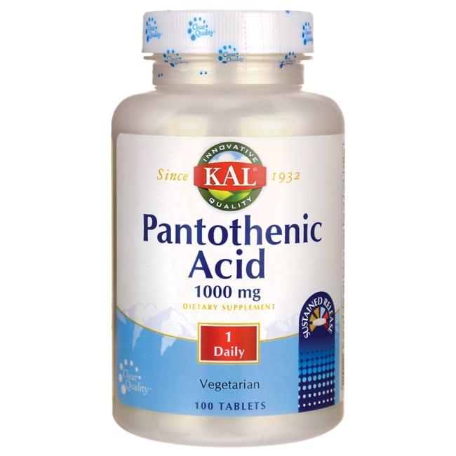 KalPantothenic Acid Sustained Release