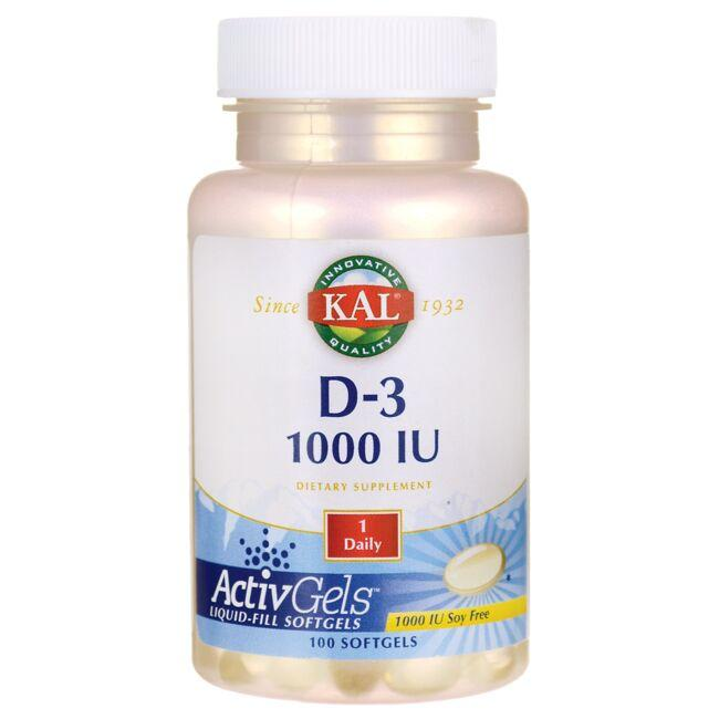 KalD-3 1000 IU