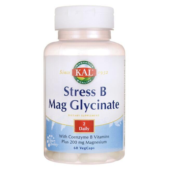 Kal Stress B Mag Glycinate