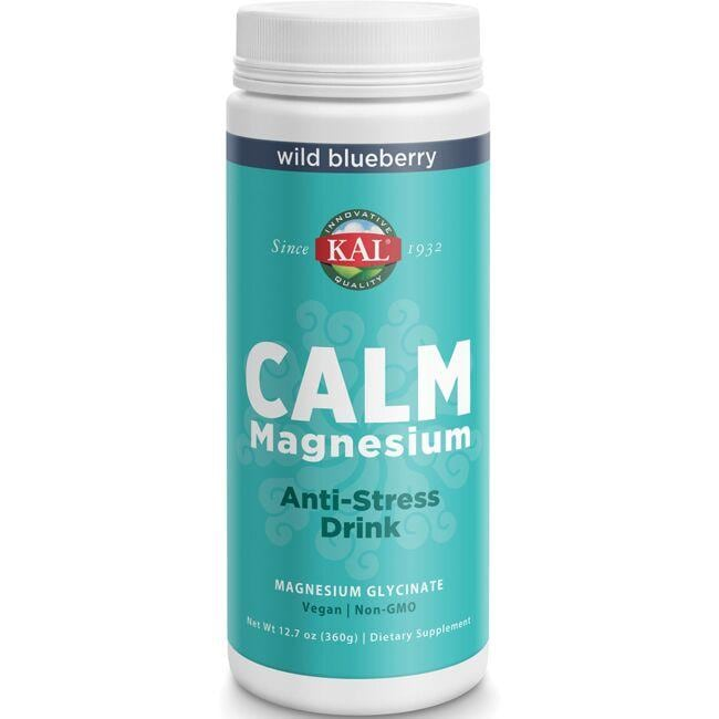 Kal Calm Magnesium - Wild Blueberry