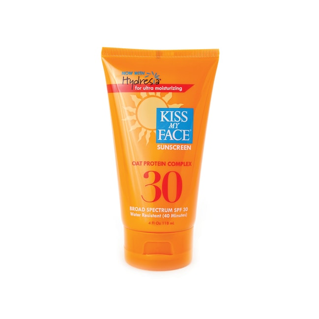 10 Kiss My Face Air Powered Spray Sunscreen Lotions SPF 30 Vegan cruelty-free 7 Defense Kids 2 Mineral Organic And 1 Cool Sport. Each Can is 6 oz. 1 Kids Can Has Dents in It That I .