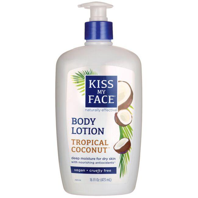 Kiss My FaceMoisturizer - Coconut
