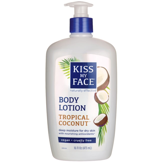 Kiss My FaceMoisturizer - Coconut