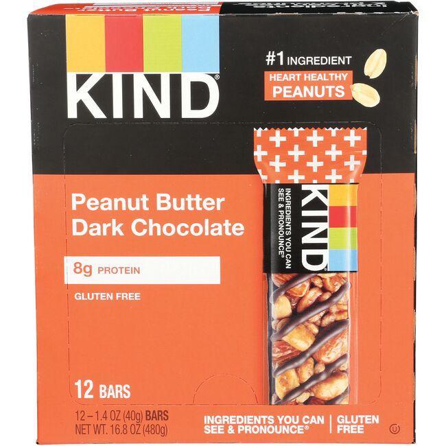 KindPeanut Butter Dark Chocolate Bar
