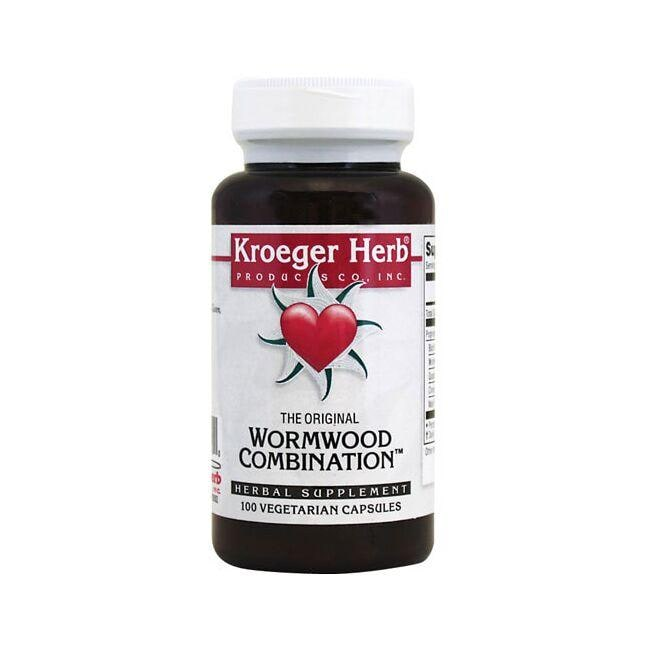 Kroeger Herb Wormwood Combination