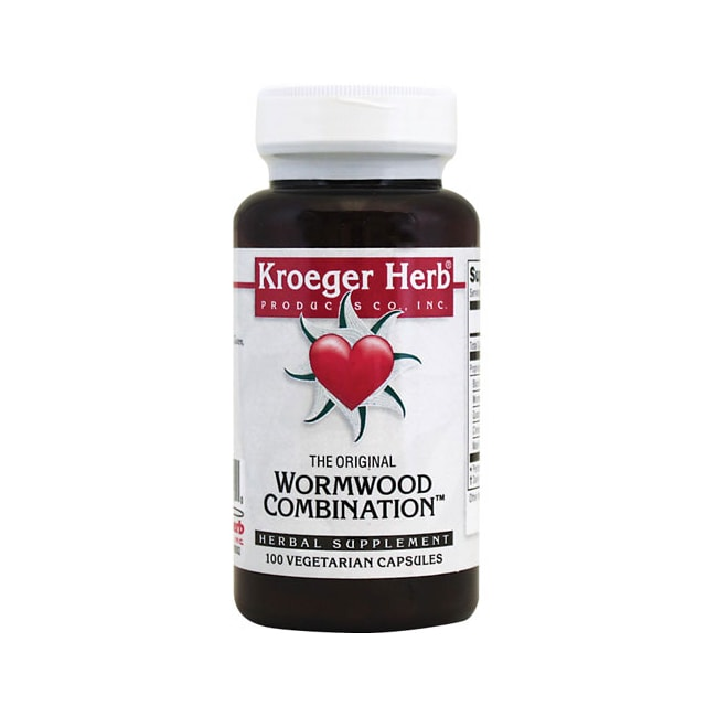 Kroeger HerbWormwood Combination