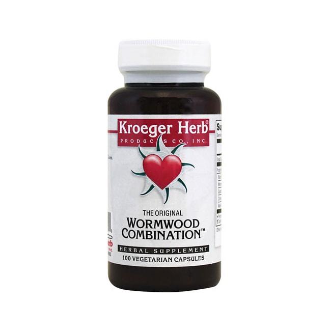 Kroeger Herb Wormwood Combination