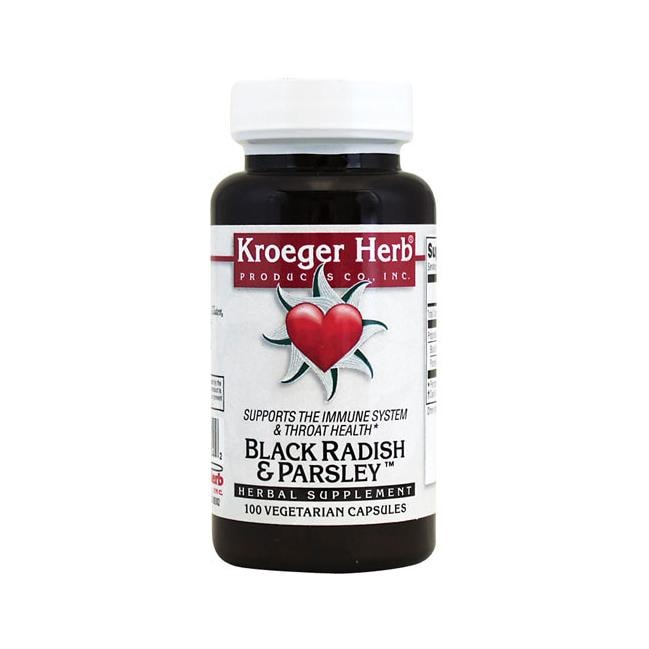 Kroeger Herb Black Radish and Parsley